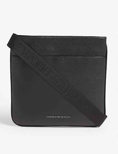 Messenger bags - Mens - Bags - Selfridges   Shop Online b3be902599