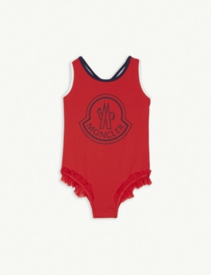 MONCLER Logo swimsuit