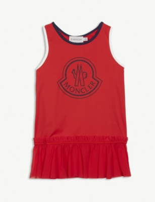 MONCLER Logo swimdress 4-14 years