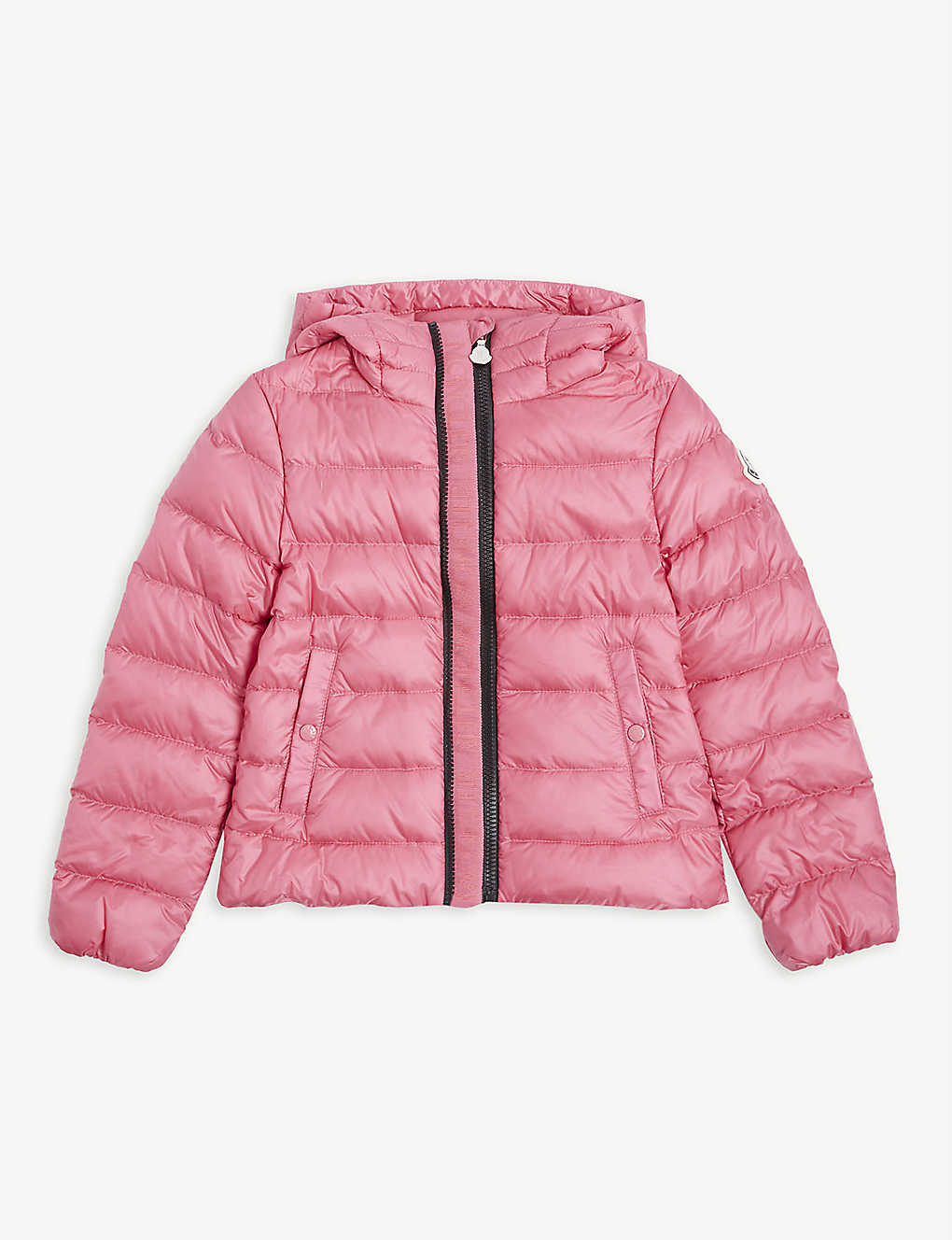 MONCLER: Glycine padded coat 4-14 years