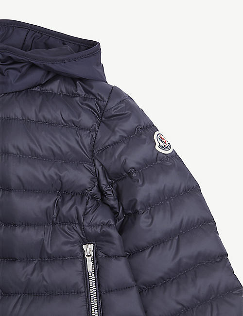 MONCLER Takaroa Giubbotto down-filled puffer jacket 4-14 years