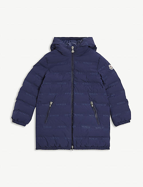 MONCLER Padded shell coat 2-16 years