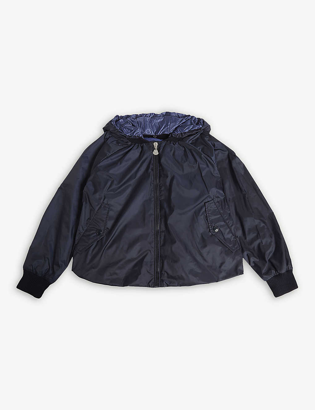 15910c49c MONCLER - Amman jacket with detachable hood 4-14 years | Selfridges.com