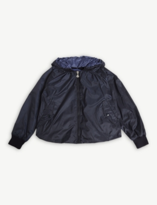 MONCLER Amman jacket with detachable hood 4-14 years