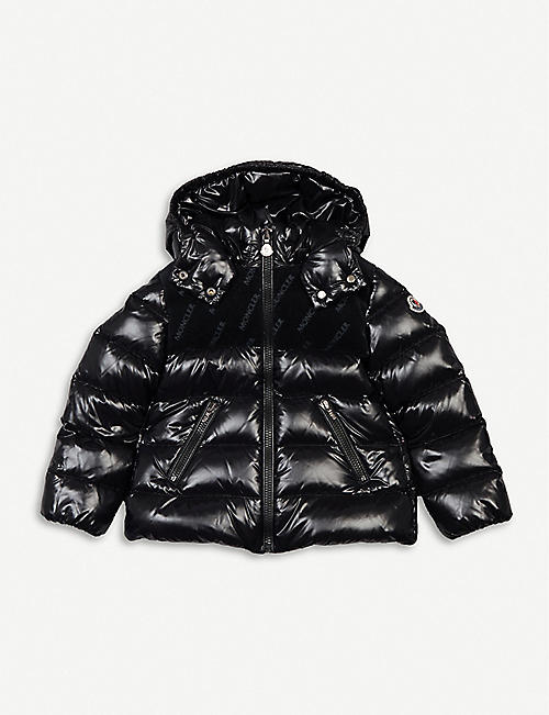 MONCLER Paspale quilted puffer jacket 4-14 years