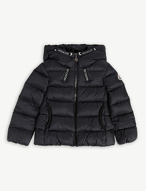 MONCLER Chevril padded zip jacket 4-14 years