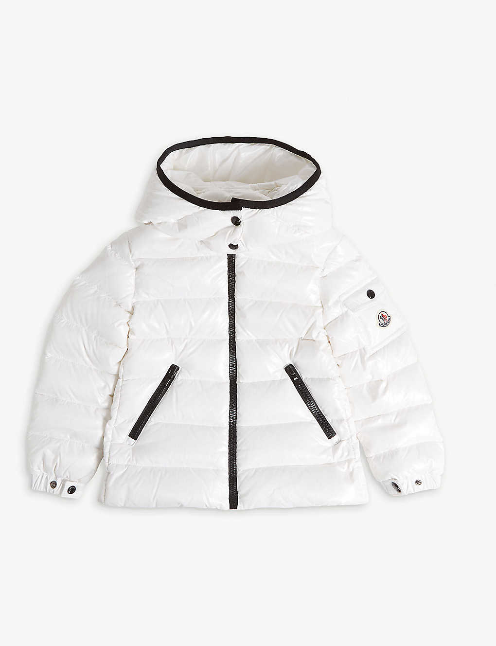 b576812b4f8 MONCLER - Padded down puffer jacket 4-14 years | Selfridges.com