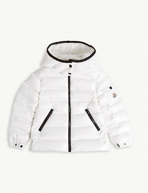 MONCLER Padded down puffer jacket 4-14 years