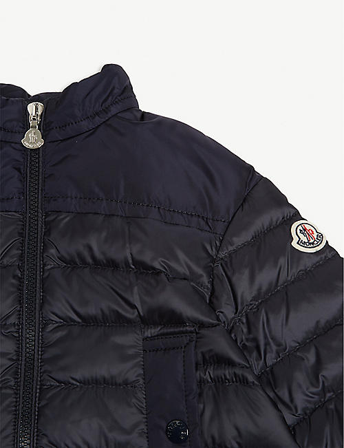 MONCLER Sinnamary longling padded jacket