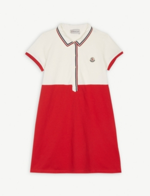 MONCLER Polo dress 4-14 years