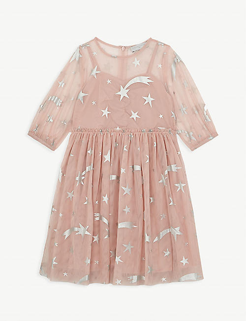 STELLA MCCARTNEY Party Stars tulle dress 4-15 years