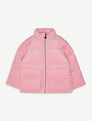 STELLA MCCARTNEY Corduroy padded cotton jacket 4 years