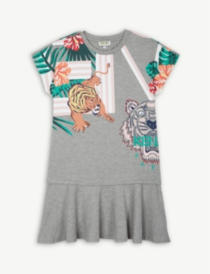 KENZO Tiger dress 4-14 years