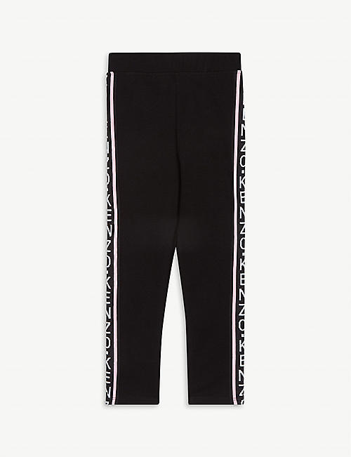 KENZO Tape logo leggings 4-14 years