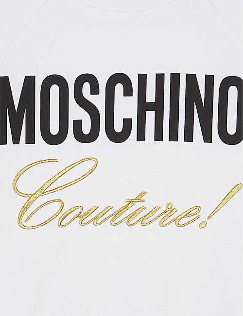 MOSCHINO Sweatshirt 4-14 years