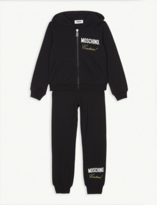 MOSCHINO Couture tracksuit set 4-14 years