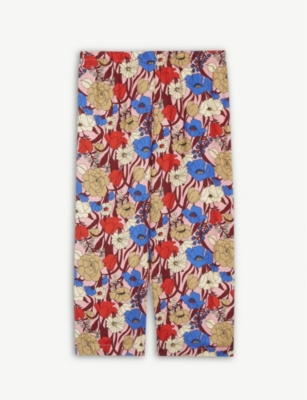 VIVETTA Floral print culottes 4-14 years