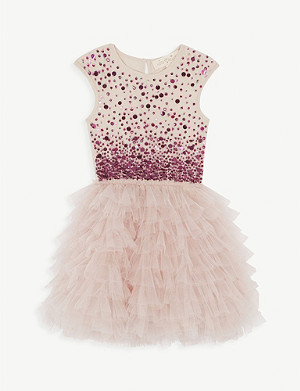 TUTU DU MONDE Confetti tutu tulle dress 4-11 years