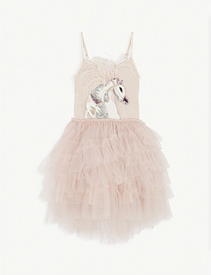 TUTU DU MONDE Mane Attraction tutu tulle dress 4-11 years