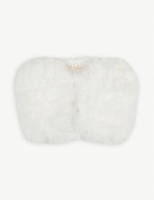 TUTU DU MONDE: Kids feather shrug