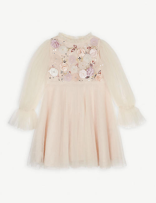 TUTU DU MONDE Meringue kisses tulle dress 4-11 years