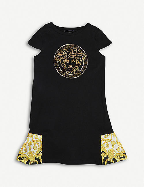 e3218d13 YOUNG VERSACE - Girls - Kids - Selfridges | Shop Online