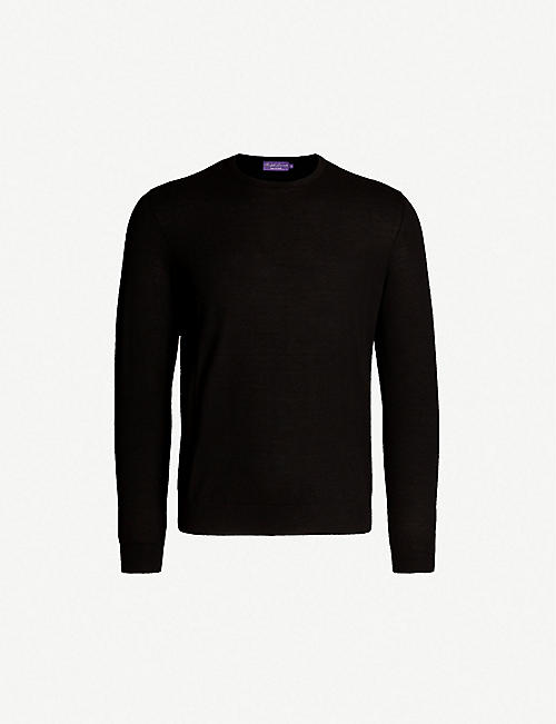 74424cc34 Jumpers - Knitwear - Clothing - Mens - Selfridges | Shop Online
