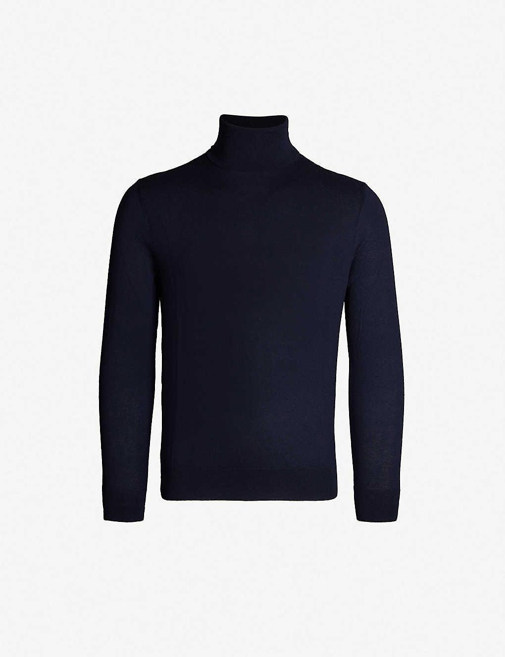 e91f8c3ea2136 RALPH LAUREN PURPLE LABEL - Turtleneck cashmere jumper | Selfridges.com