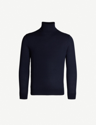 POLO RALPH LAUREN Turtleneck cashmere jumper