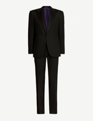 POLO RALPH LAUREN Slim-fit wool suit