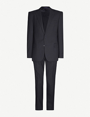 RALPH LAUREN PURPLE LABEL Single-breasted wool suit