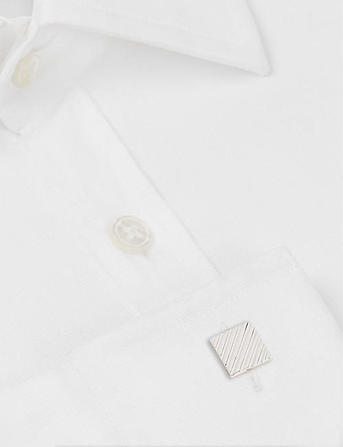 DEAKIN AND FRANCIS Engine cufflinks
