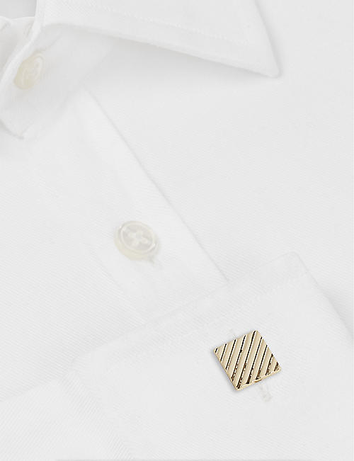 DEAKIN AND FRANCIS Square cufflinks