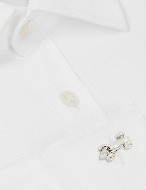 DEAKIN AND FRANCIS Vintage car cufflinks