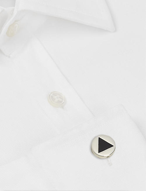 TYLER & TYLER Capsule Author Wilde cufflinks