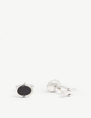 LANVIN Gem encrusted cufflinks