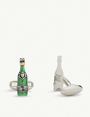 PAUL SMITH Champagne bottle cufflinks
