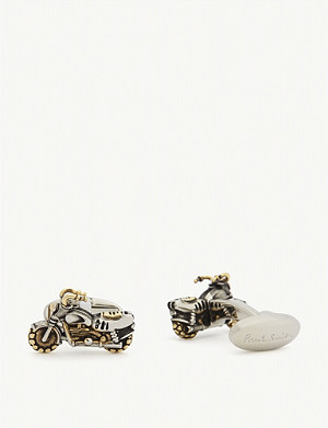 PAUL SMITH Motorbike cufflinks
