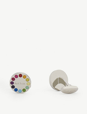 PAUL SMITH Paint palette cufflinks