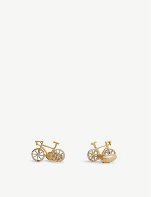 PAUL SMITH Bicycle cufflinks