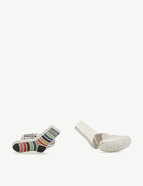 PAUL SMITH Sock cufflinks