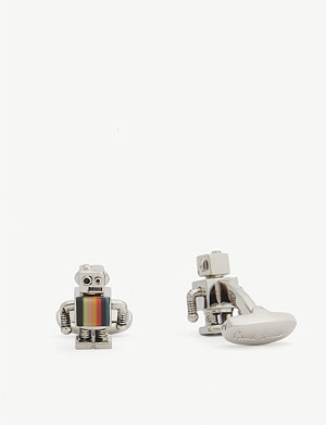 PAUL SMITH Robot cufflinks