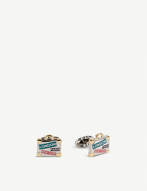 PAUL SMITH Suitcase cufflinks