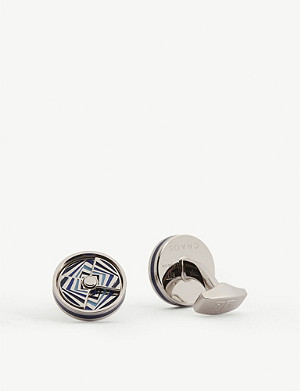TATEOSSIAN Mirage rotating cufflinks