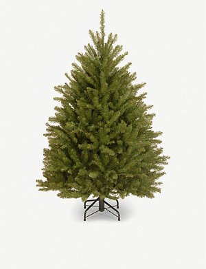 CHRISTMAS Dunhill artificial Christmas tree 4ft