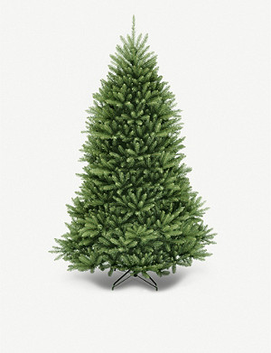 CHRISTMAS Dunhill artificial Christmas tree 6ft