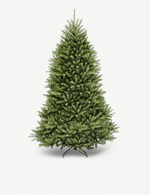 CHRISTMAS Dunhill artificial Christmas tree 7ft