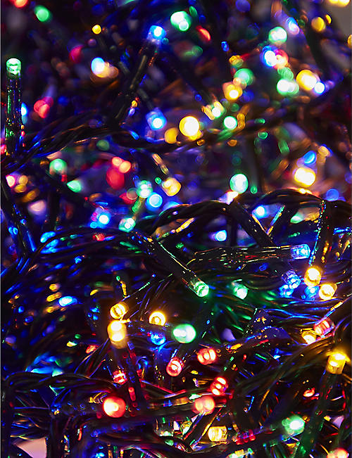 FESTIVE 520 multi-colour sparkle lights