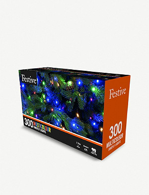 FESTIVE 300 firefly LED lights 7.7M