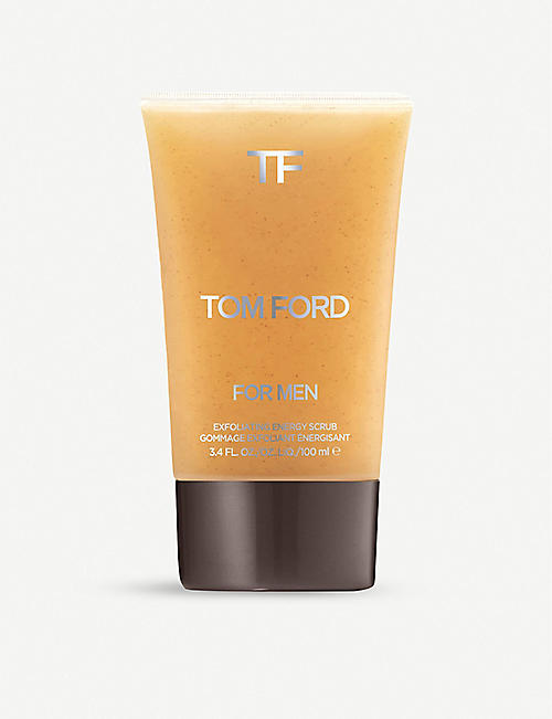 TOM FORD: Exfoliating energy scrub 100ml